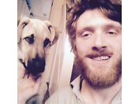 Christopher Walking - Dog Walker in the Bristol/Bath Area