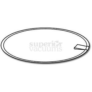 """Cloth Filter Disc 11 1/2"""" With Metal Ring And Pull Tab"""