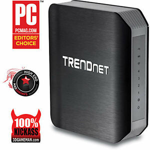 Trendnet AC1750 Dual Band Wireless Router