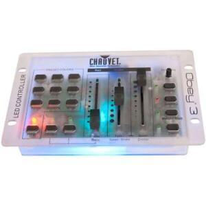 Control de lumière RGB DMX Chauvet obey 3CL