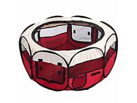 Celldeal Folding Fabric Pet Play Pen **Brand New, not used as dog was already too big***