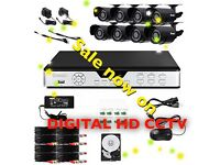CCTV DIGITAL KIT LOW COST