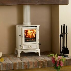 MULTI FUEL STOVES OPEN LATE 6 DAYS FREE DELIVERY stove and flue deals burn wood coal turf blocks
