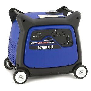 Yamaha EF4500iSE Power House 30AMP Inverter Generator
