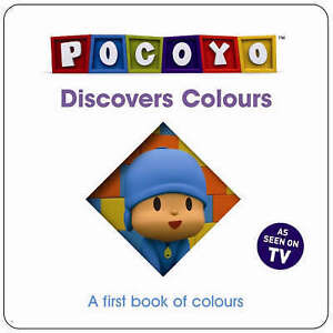 Pocoyo Discovers Colours: A first book of colours, Various, Red Fox, Various Red