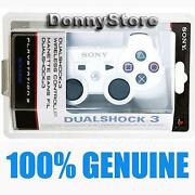 Sony PS3 Controller White