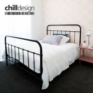NEW Metal Bed Frames STOCK CLEARANCE Single, Double & Queen size Brisbane City Brisbane North West Preview