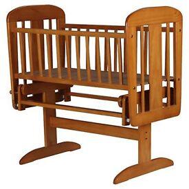 Cossato baby crib bed