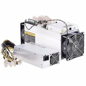 Antminer S9 14TH/s & APW3++ PSU - In Stock Available Now For Collection or Free Delivery