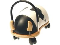 Wheely Bug Cow Ride-on toy VGC