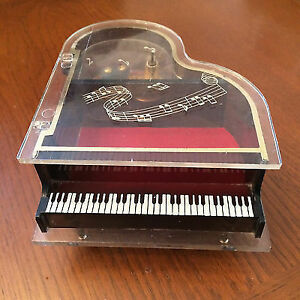 3 collectible grand piano music boxes Kingston Kingston Area image 1