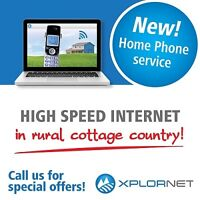 Fastest Rural Highspeed Internet - Prince Albert and Area!!!