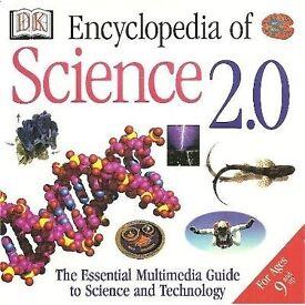 DVD: Eyewitness Encyclopedia of Science 2.0