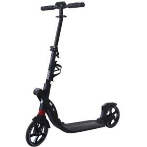 Kick Scooter with Dual Suspension Shocks and 200mm Wheels for Adult / Teenager- Free Shipping