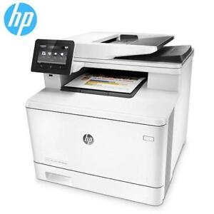 NEW OB HP LASERJET PRO AIO PRINTER - 130758744 - ALL IN ONE COLOUR