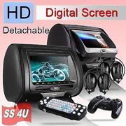 Auto DVD Player Kopfstütze