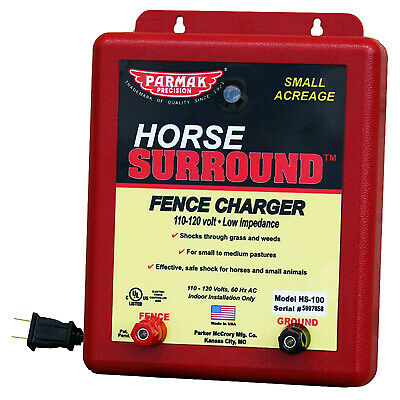 Parker Mc Crory Mfg HS-100 Horse Surround Electric Fence Cha