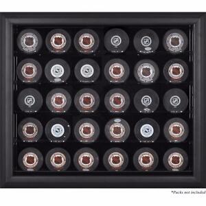 30 Hockey Puck Display Case by Mounted Memories NEW