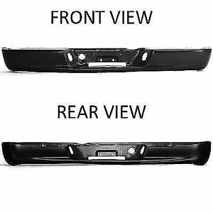 NEW PAINTED 2002-2008 DODGE RAM REAR BUMPER +FREE SHIPPING