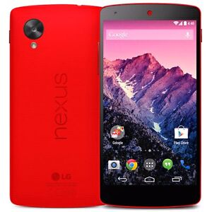 Looking for a RED Nexus 5