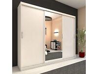 🤩🤩Hot Sale - Brand New Miami Sliding Door Wardrobe - Best Price with Premium Quality🤩🤩