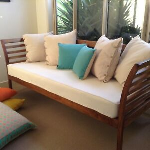Day bed/ couch &cushions Leopold Geelong City Preview
