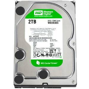 2TB HDD internal hardrive SATA Gungahlin Gungahlin Area Preview