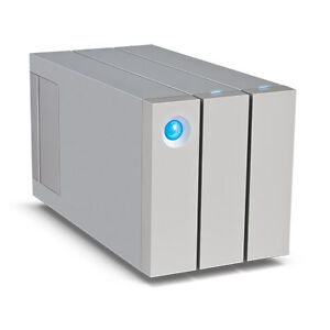 12TB LaCie 2big Thunderbolt 2 RAID Storage