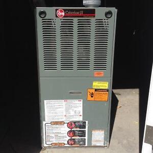 Rheem Criterion II furnace