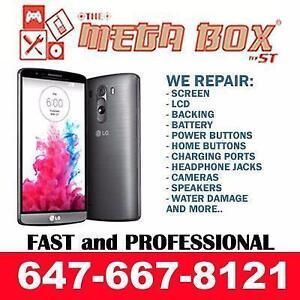 LG G2, G3, G4, NEXUS 4, 5, 6, 5X, 6P CRACKED SCREEN, LCD, BATTERY, CHARGING PORT REPAIR ON SPOT