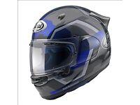ARAI Quantic Motorcycle Helmet - EVOLUTION MOTOR WORKS - Lurgan