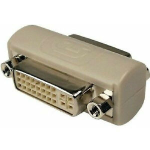 DVI Female to Female Coupler
