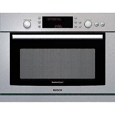 Bosch Hbc86q650b Quantum Speed Integrated Microwave Combi
