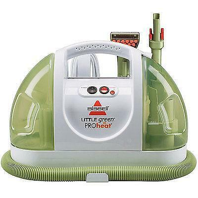 Bissell Little Green Proheat Ebay