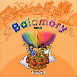Good, Balamory: Travel - Storybook: A Storybook, Ritchie, Alison, Book
