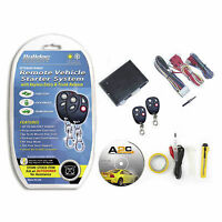 NEW Bulldog Security/Remote starter with keyless entry