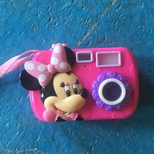 Disney Minnie mouse camera
