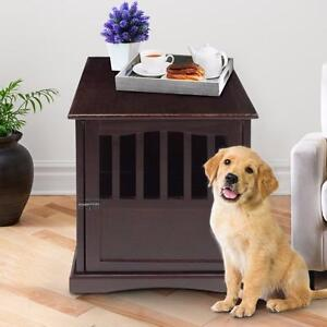 Pet Crate End Table by Casual Home Large NEW