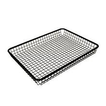 Car Roof Basket Cage Small 118x95x11cm Black Powdercoated NEW Malaga Swan Area Preview