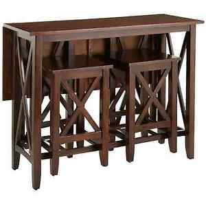Pier one Kenzie breakfast table set / table de cuisine Pier one
