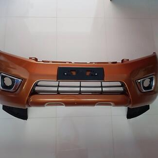 Cheap late model 4 x 4 front & rear bumpers