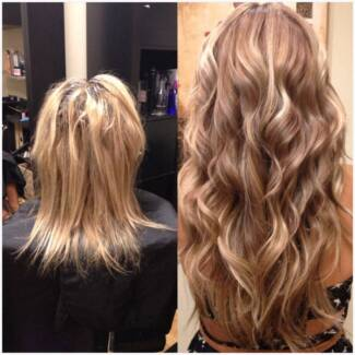 Sew in weave extensions hairdressing gumtree australia free amazing weave sew in extensions pmusecretfo Choice Image