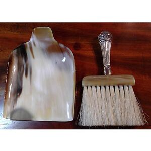 Sterling-Handled Crumb Brush With Tray Kingston Kingston Area image 2
