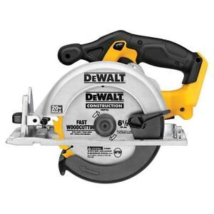 DEWALT 20V MAX Li-Ion Circular Saw (Tool Only)  Model # DCS391B Kitchener / Waterloo Kitchener Area image 2