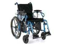 10 month old Lightweight electric wheelchair