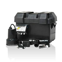 FREE  Battery Back-Up Sump Pump System (Limited time only)