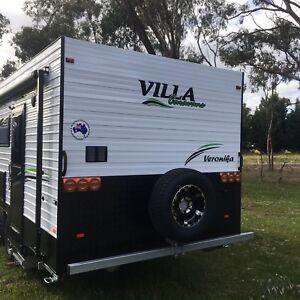 2017 Villa Veronika   Luxury Caravan (Brand New!!)