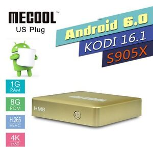 *NEW* Golden MECOOL Android Box