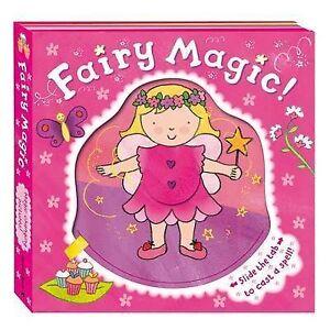 Magic Mechanisms: Fairy Magic! (Magic Mehcanisms), New,  Book