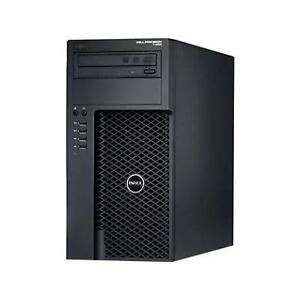 Dell Precision T1650 Tower Intel Xeon 3.10 GHz.Quad-core (4 Core).2gb video card .640gb hard drive..best deal around